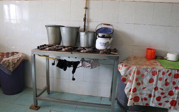 Кухня общежития - Sputnik Азербайджан