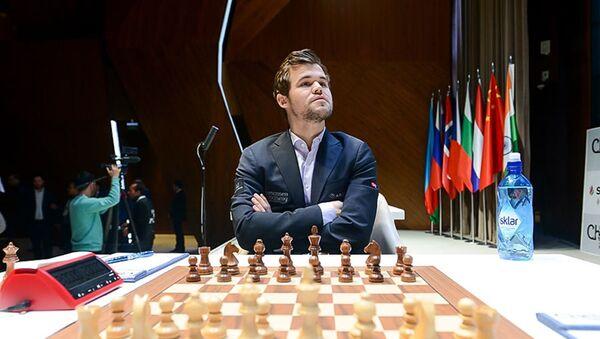 В Шамкире подошел к концу традиционный шахматный супертурнир Shamkir Chess 2019 - Sputnik Азербайджан