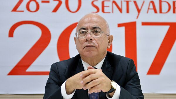 Professor Anar İsgəndərov - Sputnik Azərbaycan