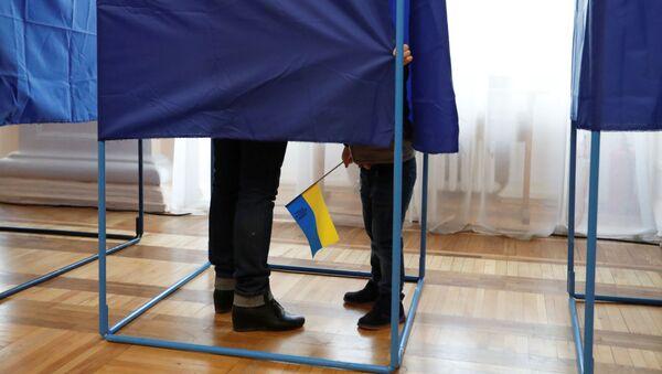 Президентские выборы в Украине - Sputnik Азербайджан
