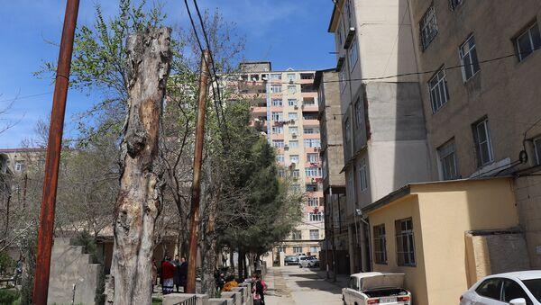 30-й квартал города Хырдалан - Sputnik Азербайджан