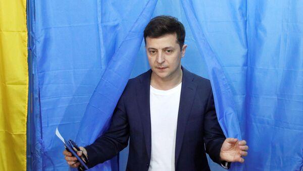 Владимир Зеленский - Sputnik Азербайджан
