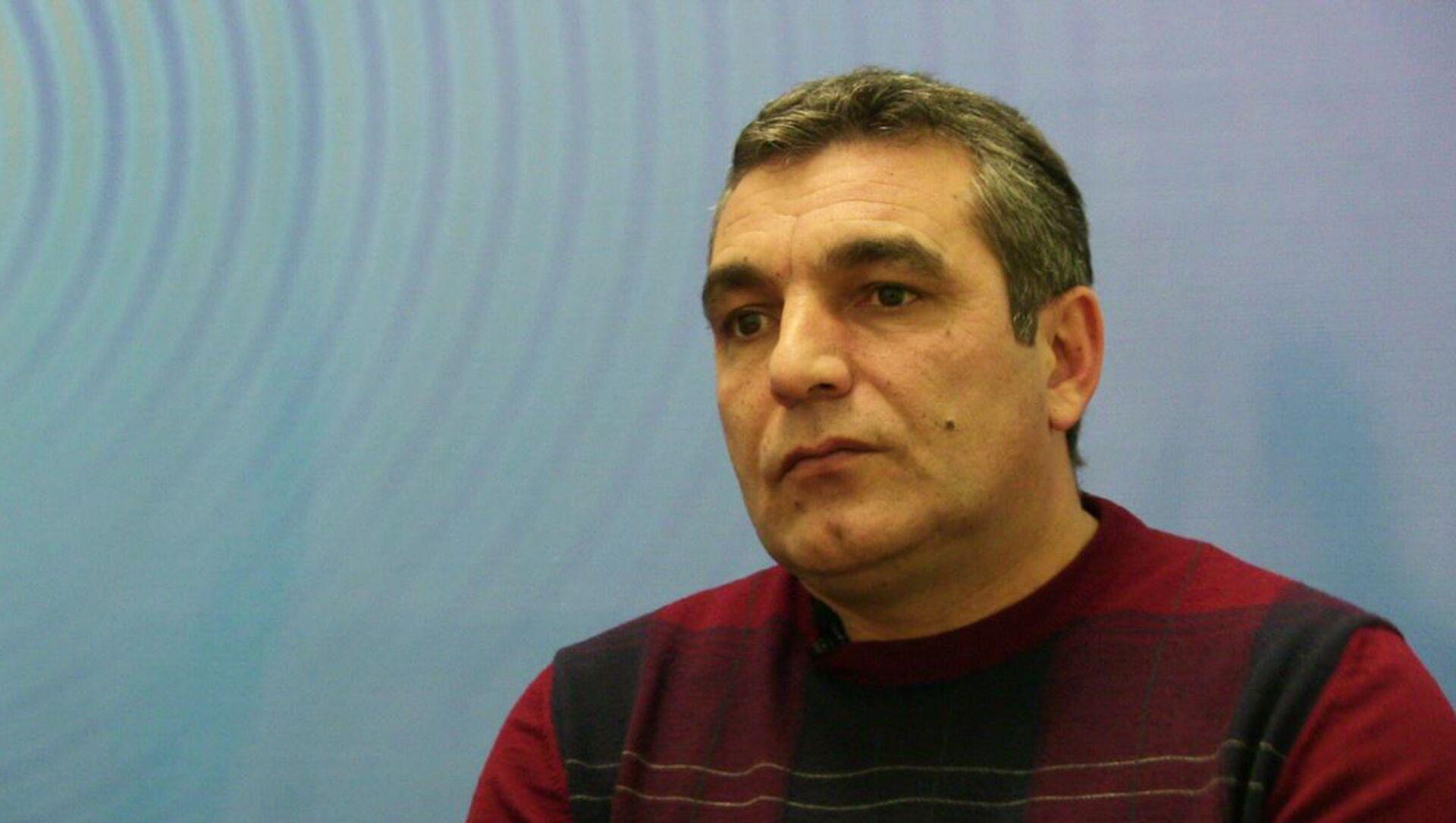 Natiq Cəfərli, iqtisadçı-ekspert - Sputnik Азербайджан, 1920, 18.08.2021