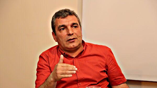 İqtisadçı-ekspert Natiq Cəfərli  - Sputnik Азербайджан