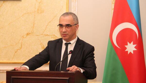 Этибар Наджафов - Sputnik Азербайджан