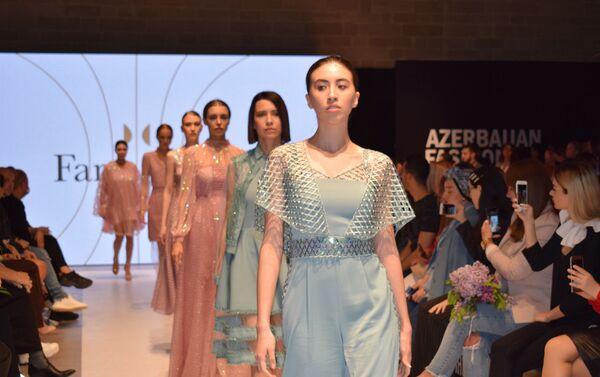 В Баку завершился Azerbaijan Fashion Week - Sputnik Азербайджан