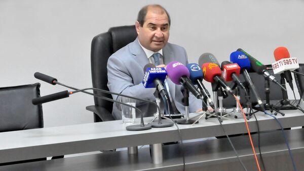 Mübariz Əhmədoğlu, politoloq - Sputnik Azərbaycan