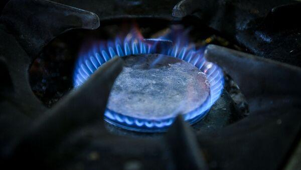Газовая конфорка, фото из архива - Sputnik Азербайджан