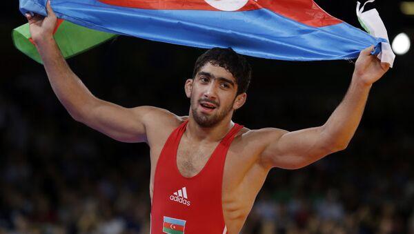 Борец Тогрул Аскеров - Sputnik Азербайджан