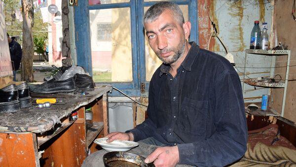 Mingəçevirdən olan pinəçi Ramil Musayev - Sputnik Azərbaycan