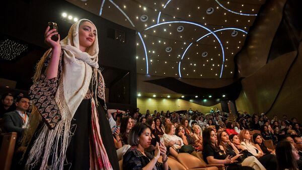 Стартовал новый фешн-проект Baku Fashion Expo 2019 - Sputnik Азербайджан