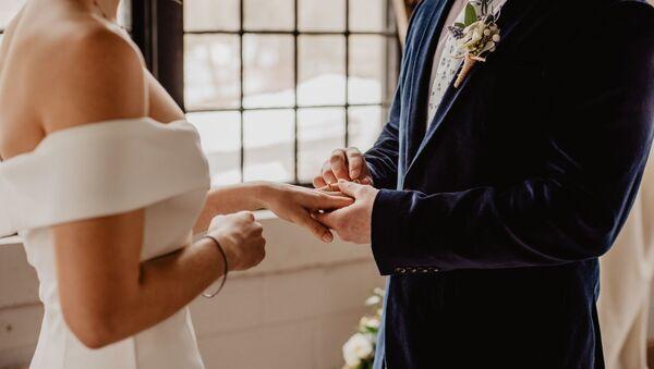 Свадьба, фото из архива - Sputnik Azərbaycan