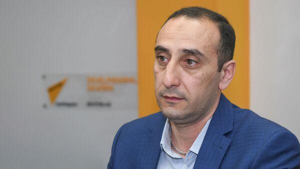 Ризван Гусейнов, директор Центра истории Кавказа - Sputnik Азербайджан