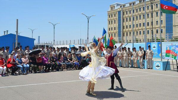 В ВМС отметили 28 мая – День Республики - Sputnik Азербайджан