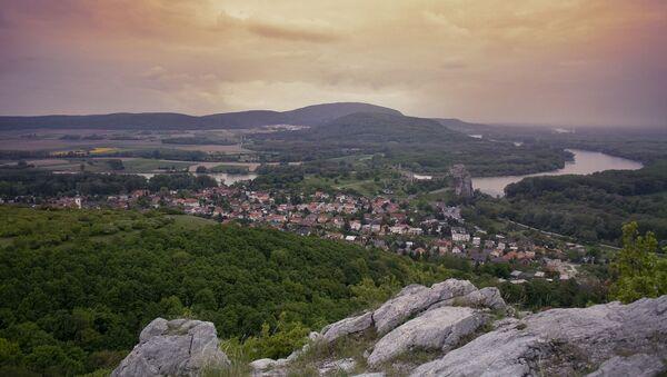 Город Братислава, фото из архива - Sputnik Азербайджан