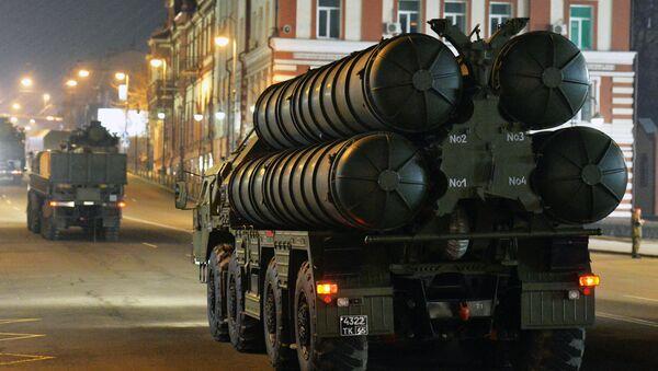 Зенитная ракетная система С-400 - Sputnik Азербайджан