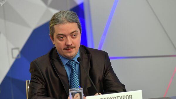 Дмитрий Верхотуров - Sputnik Азербайджан