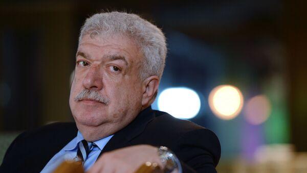 Первый заместитель генерального директора информационного агентства ИТАР-ТАСС Михаил Гусман - Sputnik Azərbaycan