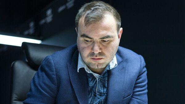 Шахрияр Мамедъяров на супертурнире по шахматам Altibox Norway Chess - Sputnik Азербайджан