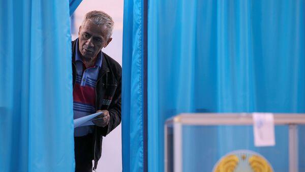 Президентские выборы в Казахстане - Sputnik Azərbaycan