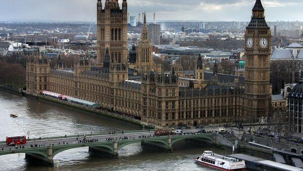 Вид на Лондон - Sputnik Азербайджан