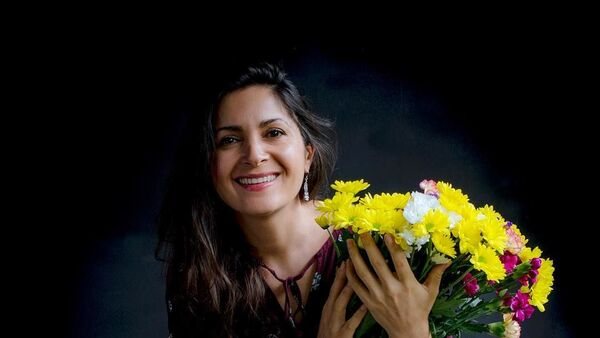 Азербайджанский фуд-блогер, участница австралийской версии всемирно известного кулинарного проекта MasterChef Самира Дамирова - Sputnik Азербайджан