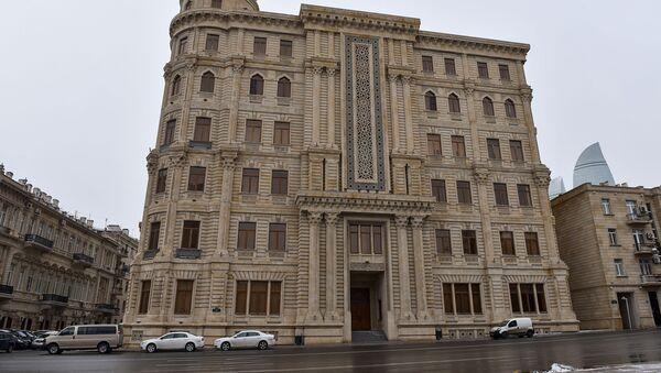 Здание Фонда Гейдара Алиева - Sputnik Азербайджан