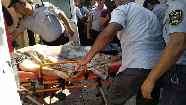Ağstafada 12 il əvvəl başlayan qan davası daha 4 nəfərin qətlinə 3 nəfərin isə yaralanmasına səbəb olub - Sputnik Azərbaycan