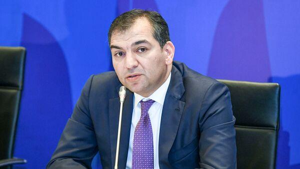 Глава Государственного агентства по туризму АР Фуад Нагиев - Sputnik Azərbaycan