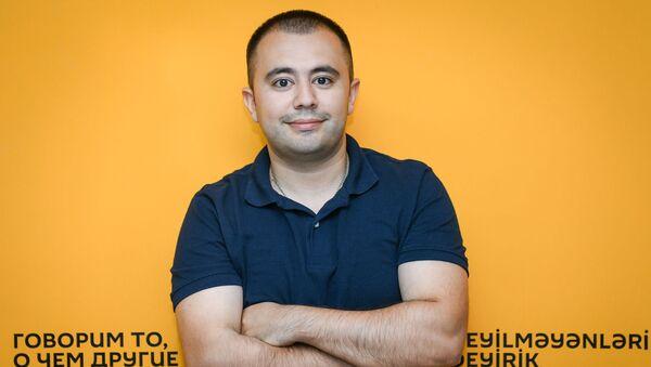 Eldar Tanrıverdiyev - Sputnik Azərbaycan