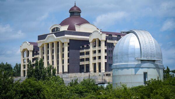 Şamaxı Astrofizika Rəsədxanası - Sputnik Azərbaycan