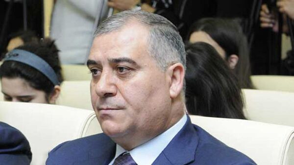 Dövlət Təhlükəsizliyi Xidmətinin rəisi Əli Nağıyev - Sputnik Азербайджан