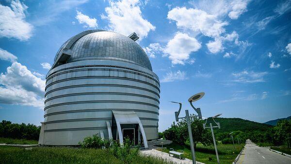 Шемахинская астрофизическая обсерватория - Sputnik Азербайджан