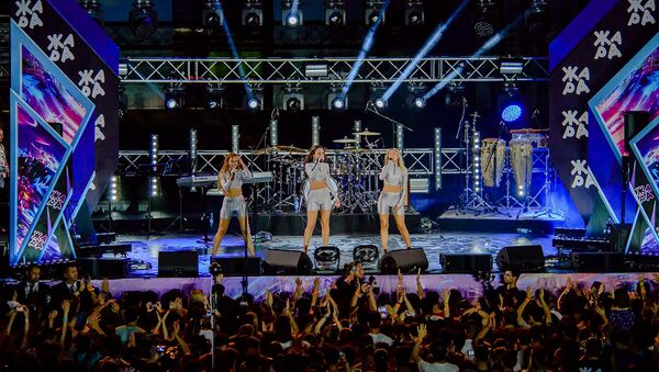 Pre-party фестиваля Жара-2019 - Sputnik Азербайджан