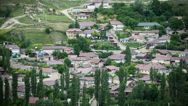 Демирчи - деревня ремесленников в Шамахинском районе - Sputnik Азербайджан