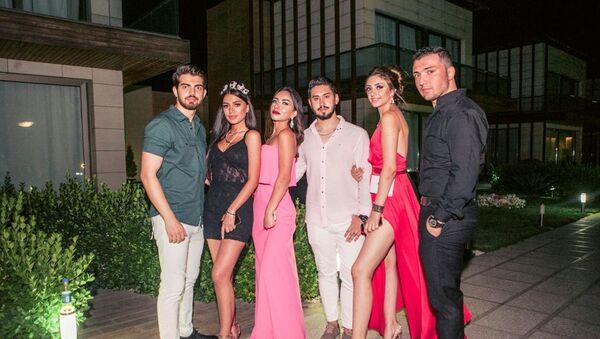 Финал национального конкурса топ-моделей Miss&Mister Top Model Azerbaijan 2019 - Sputnik Азербайджан