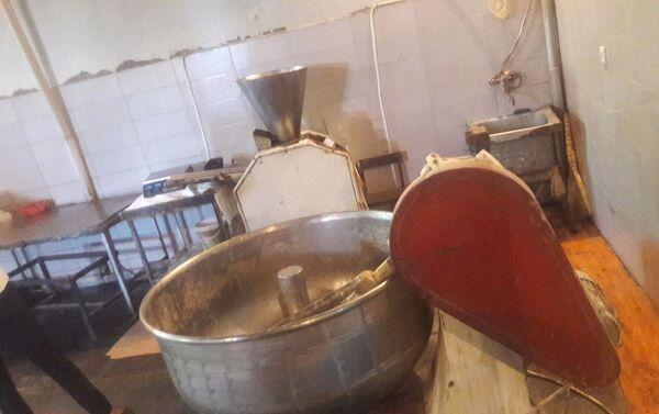 Хлебопекарный цех Мехмана Бабаева - Sputnik Азербайджан