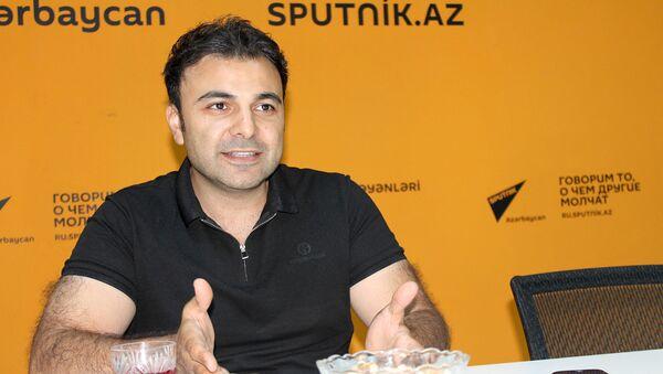 Amid Həsənquliyev - Sputnik Азербайджан