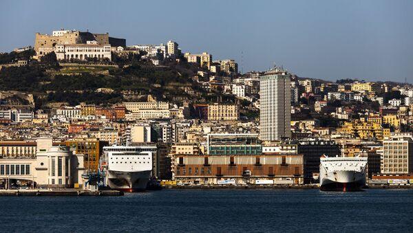 Неаполь, фото из архива - Sputnik Azərbaycan