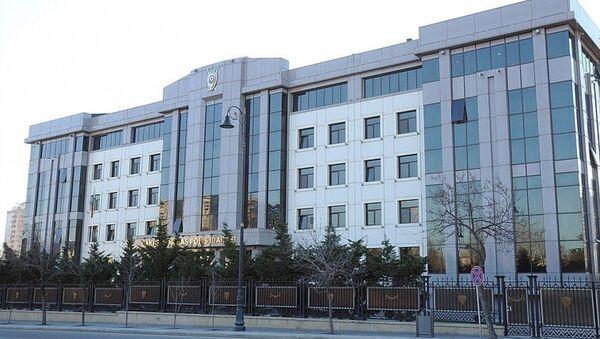 Bakı şəhər Baş Polis İdarəsi - Sputnik Azərbaycan