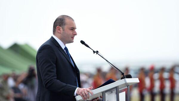 Премьер-министр Мамука Бахтадзе, фото из архива - Sputnik Азербайджан