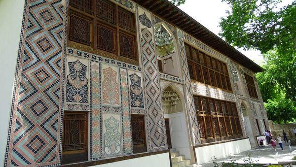 Şəki Xan sarayı - Sputnik Azərbaycan