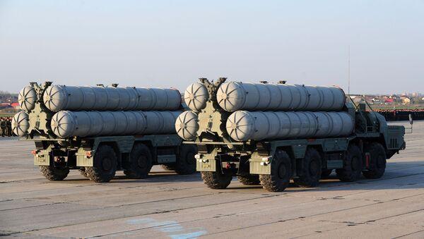 S-400 havadan müdafiə sistemi - Sputnik Azərbaycan