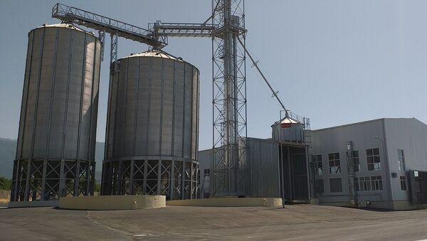 Завод по переработке семян - Sputnik Азербайджан