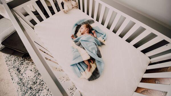 Младенец, фото из архива - Sputnik Азербайджан