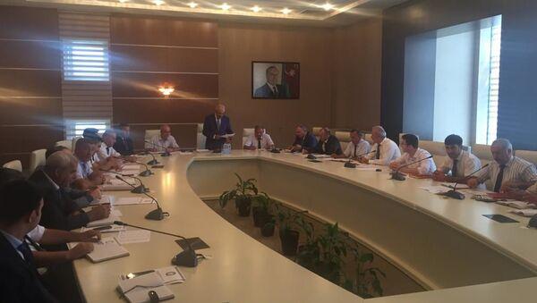 В Государственном комитете по имущественным вопросам создана рабочая группа из инспекторов по охране земель с целью проведения в регионах тренингов - Sputnik Азербайджан