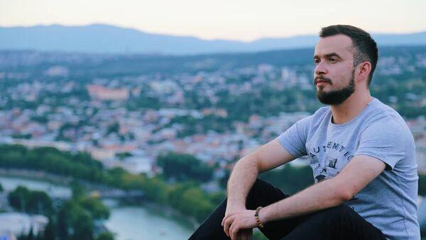 Gənc və istedadlı aktyor Şəmsəddin Quliyev - Sputnik Azərbaycan