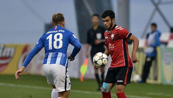 Футболист Самир Гурбанов - Sputnik Азербайджан