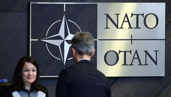 Саммит глав государств и глав правительств стран-участниц Североатлантического альянса (НАТО) проходит в новой штаб-квартире НАТО в Брюсселе - Sputnik Азербайджан