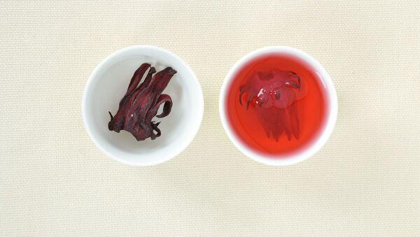Чай каркаде - Sputnik Азербайджан